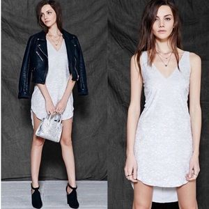 Urban Outfitters Dresses - NWT UO COPE Burnout Velvet Shirttail Dress